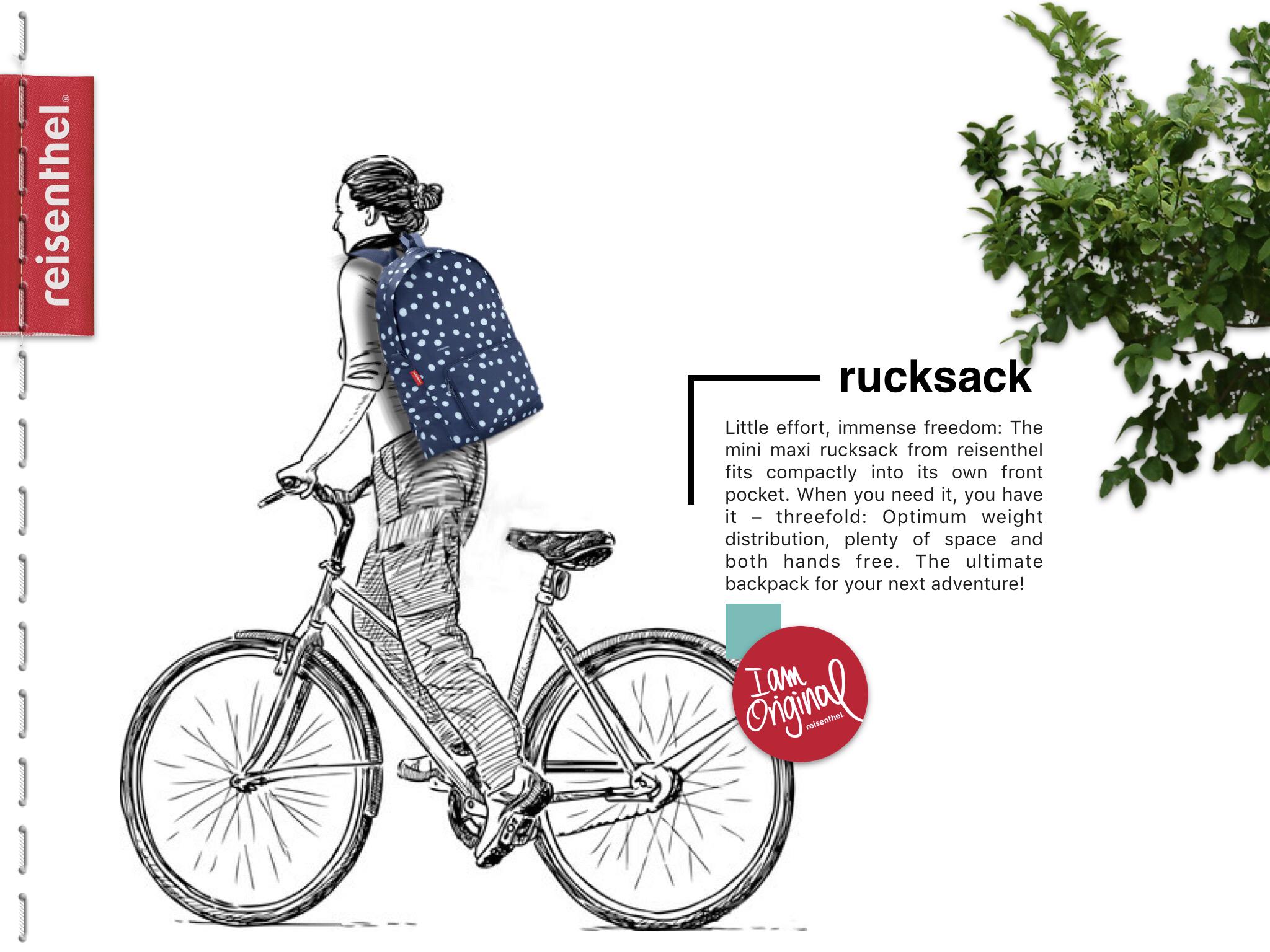 Reisenthel RuckSack Bag
