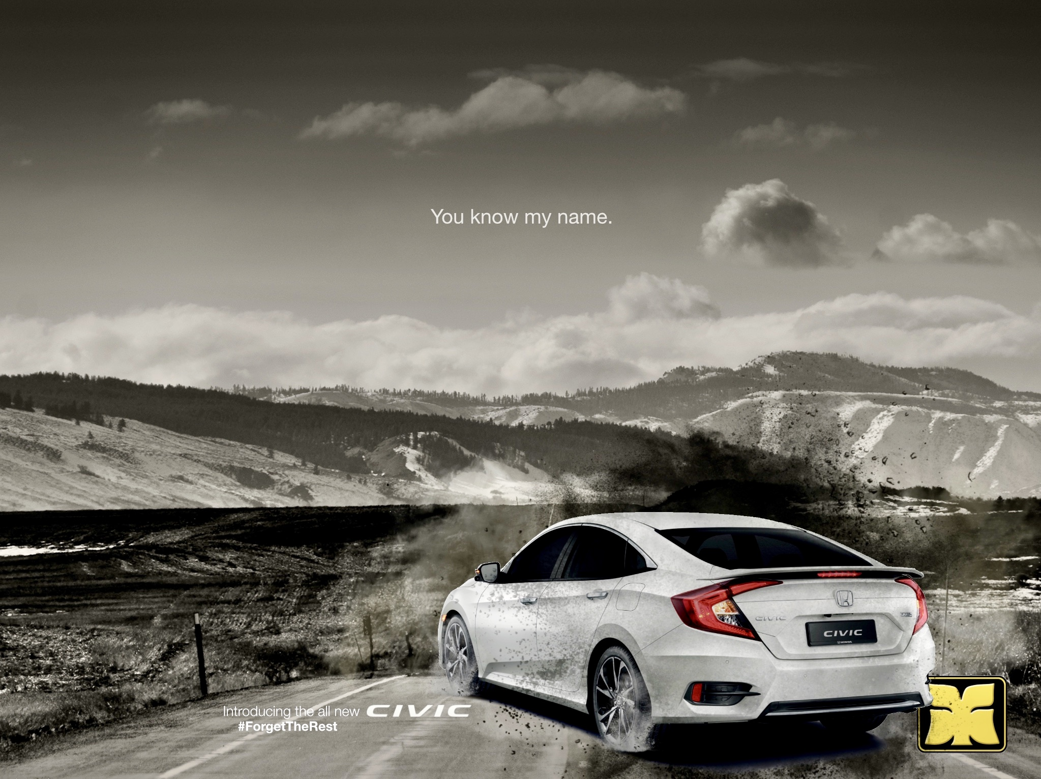 """New Civic Assault Yong Ming Motor """"You Know My Name"""""""