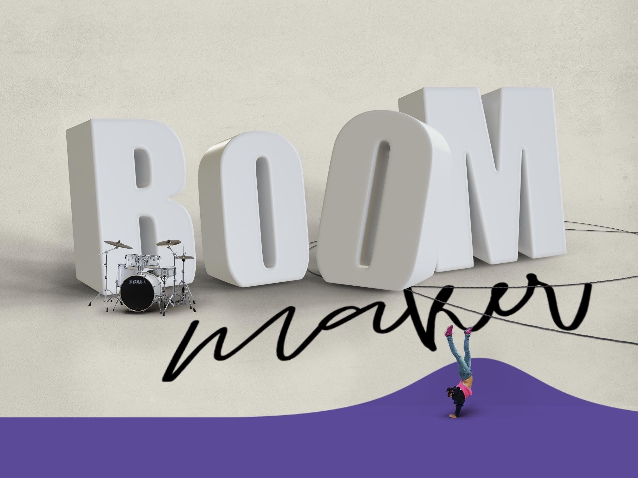 Starmaker Music Yamaha Music Impian Emas Boommaker Banner