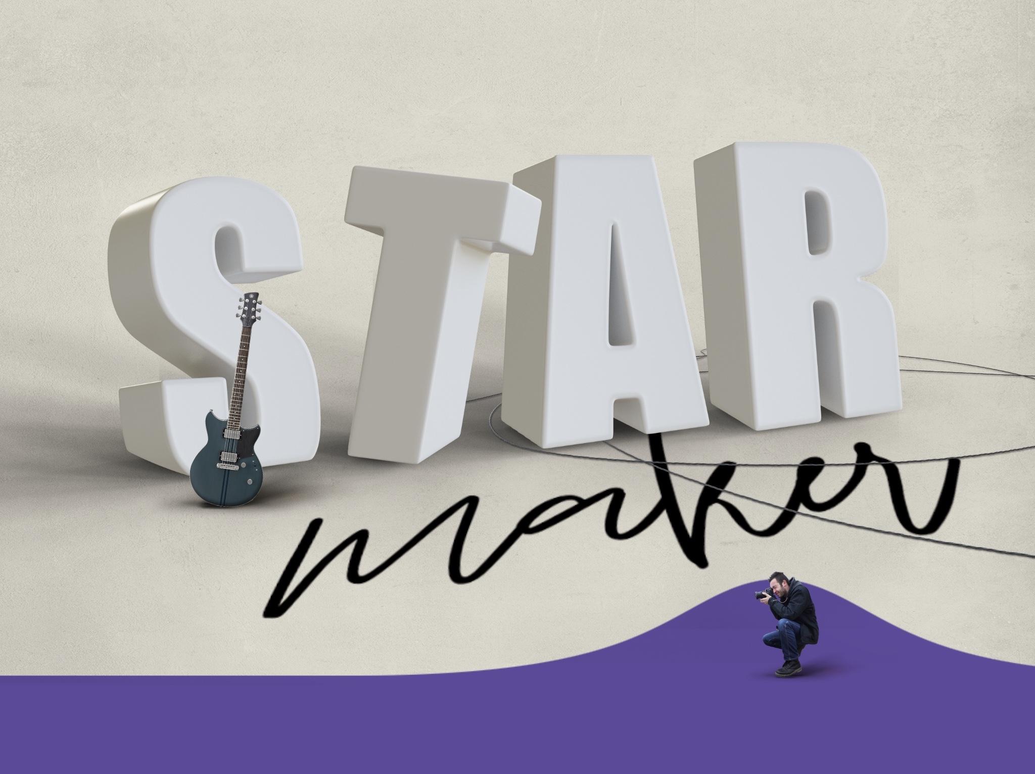 Starmaker Music Yamaha Music Impian Emas Starmaker Banner